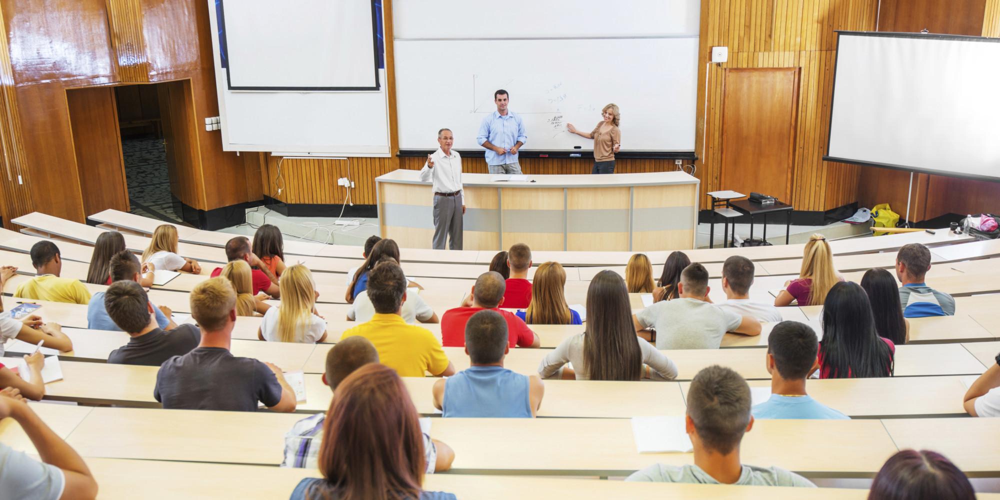 Inglés para profesores de la universidad o academicos
