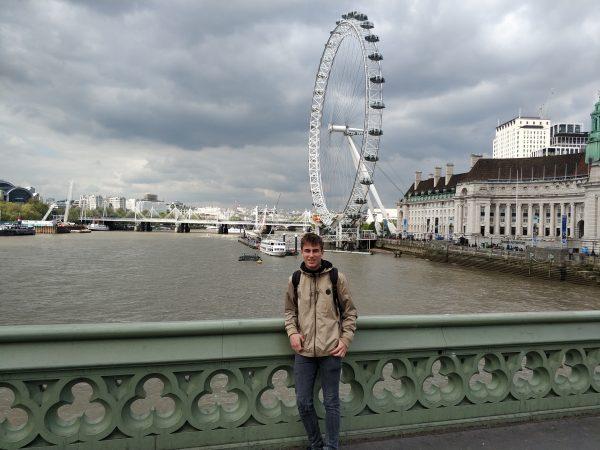 Testimonio de Oriol que estudio inglés y trabajaba en Londres con 17 años