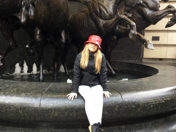 Sara cuenta su experiencia realizando Prácticas Profesionales en moda en Londres